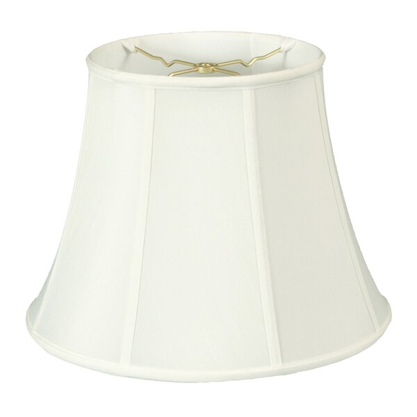 Timeless 14 Silk Bell Lamp Shade by Royal Designs