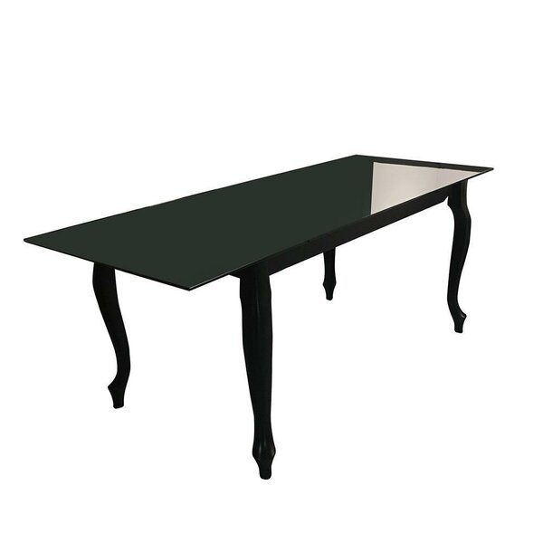 Mosher Extendable Dining Table by Rosdorf Park
