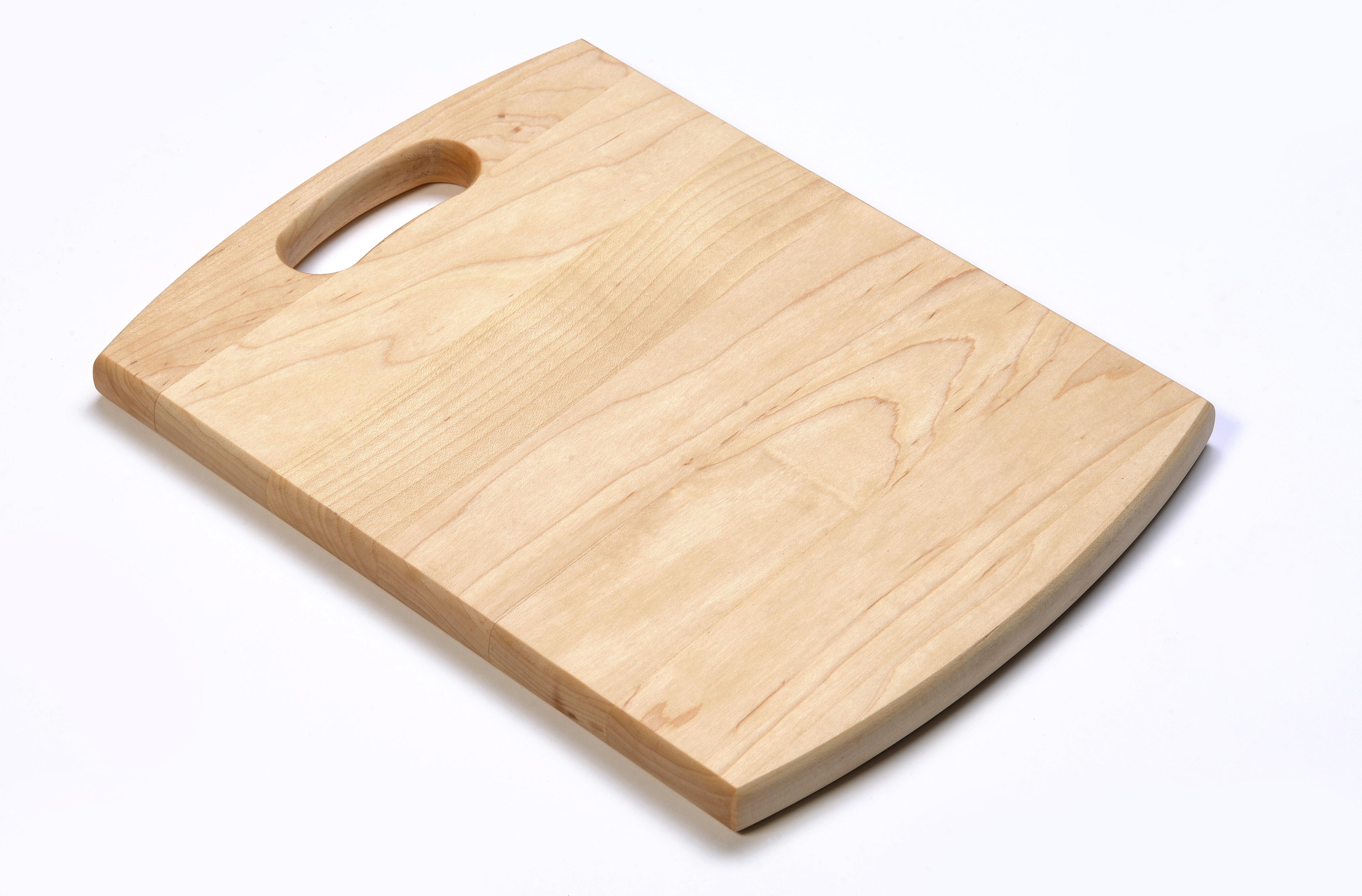Warther Boards Maple Wood Cutting Board Wayfair