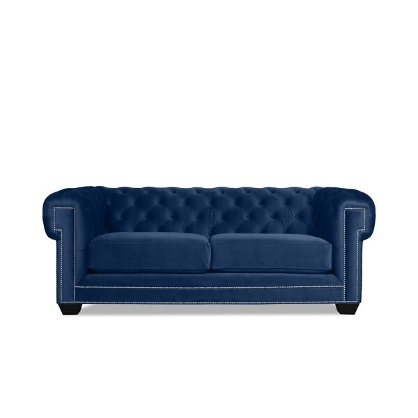 Alexander Chesterfield Sofa by South Cone Home