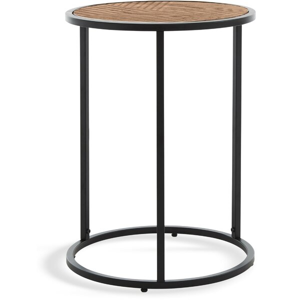 Carlile End Table by Williston Forge Williston Forge