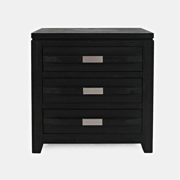 Berea 3 Drawer Nightstand By Modern Rustic Interiors 2019 Online