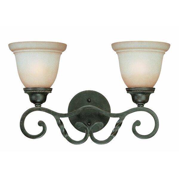 Westerleigh 2-Light Vanity Light by Astoria Grand