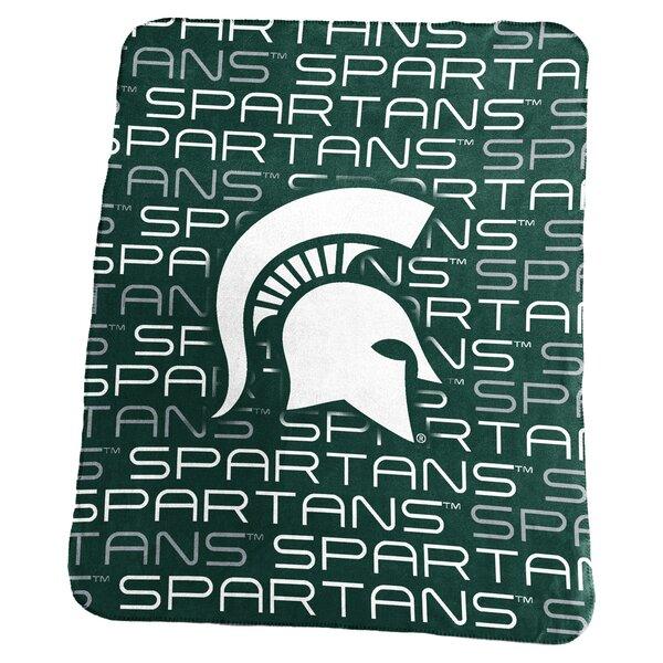 NCAA Classic Fleece Blanket by Logo Brands