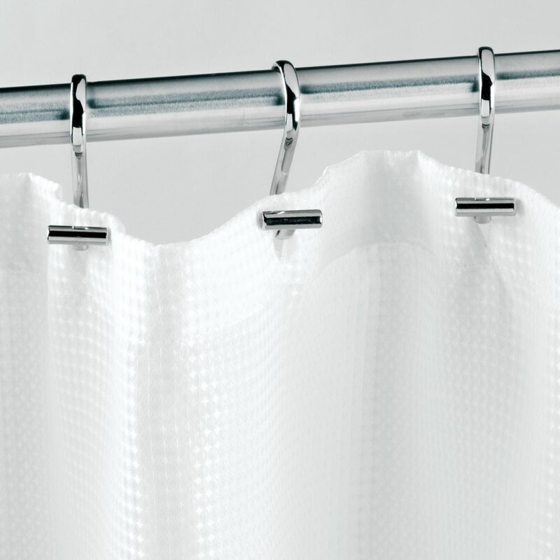 InterDesign Clarkson Hanging Shower Curtain Hooks & Reviews | Wayfair