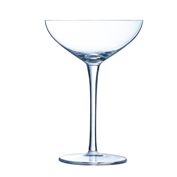 Domaine DOF 8 oz. Crystal Cocktail Glass (Set of 6) by Chef & Sommelier