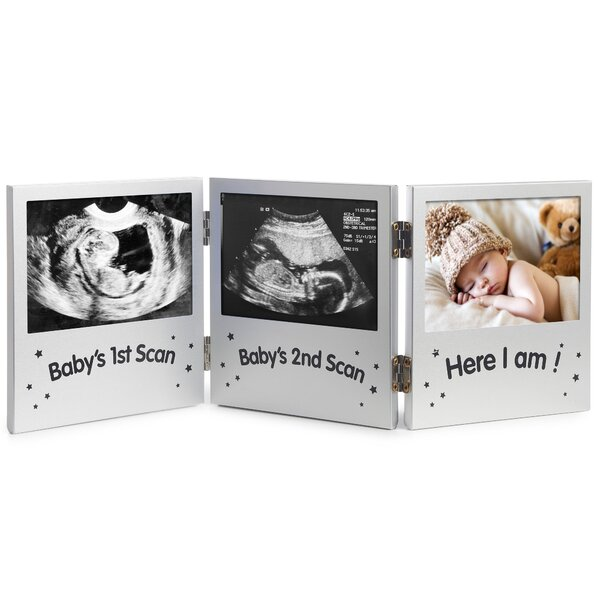 Triple Photo Picture Frame by VonHaus