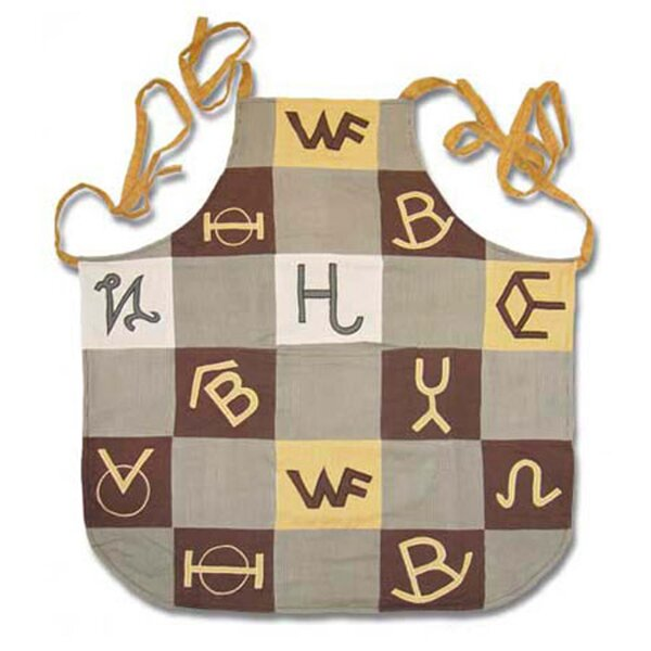 Brand Apron by Patch Magic