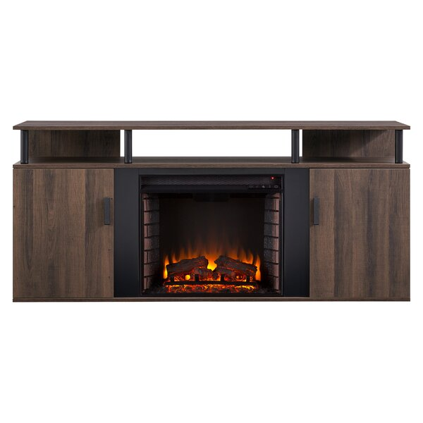 Livingvale Electric Fireplace By Union Rustic