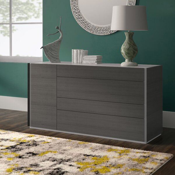 Lorelai 4 Drawer Dresser by Brayden Studio