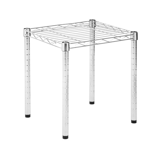 Grid Style Wire Shelving Unit by Honey Can Do