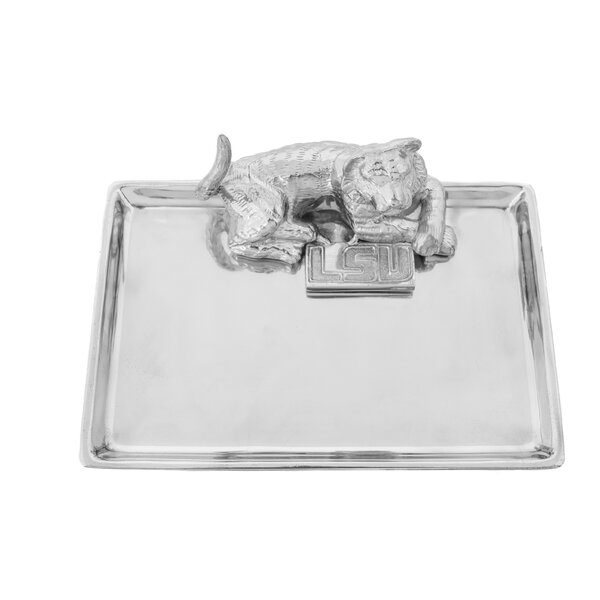 Collegiate NCAA Serving Tray by Arthur Court Designs