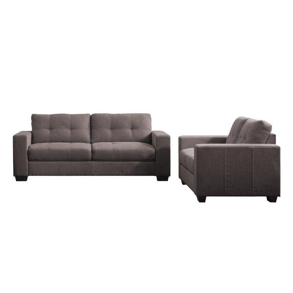 Kaye 2 Piece Living Room Set by Latitude Run Latitude Run