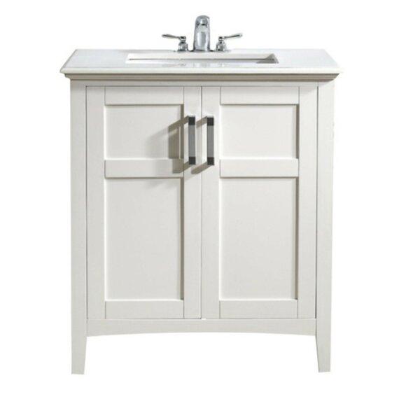 Maryport 31 Single Bathroom Vanity Set by Wrought Studio