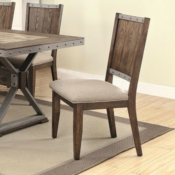 Mcniel Industrial Sylvan Dining Chair (Set of 2) by Williston Forge