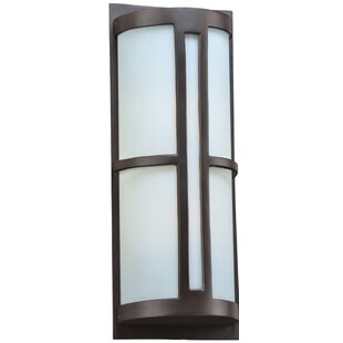 Find Senger 2-Light Outdoor Flush Mount By Latitude Run