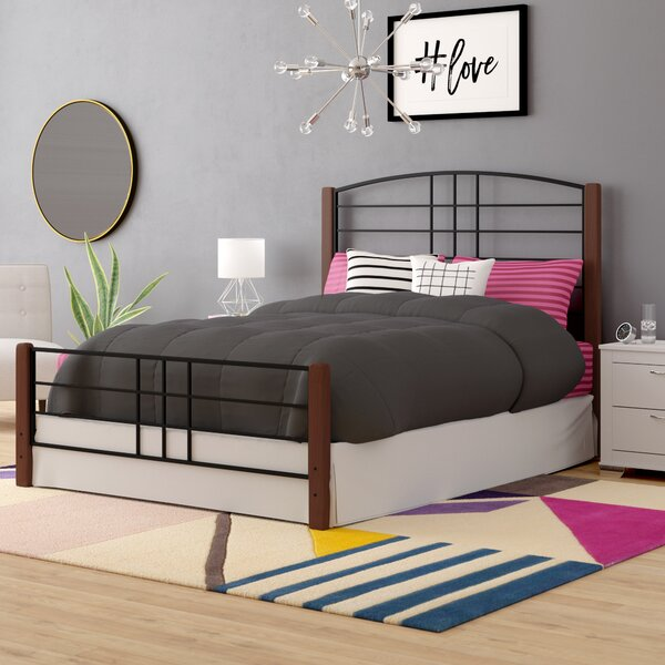 Hollie Panel Bed by Latitude Run