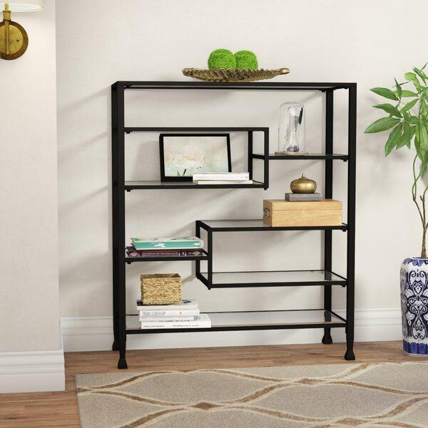Kenya Geometric Bookcase By Ivy Bronx