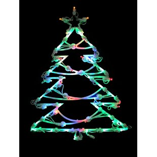 Christmas Window Decorations | Wayfair