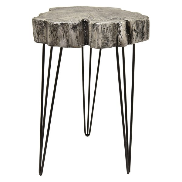 Romey End Table by Union Rustic