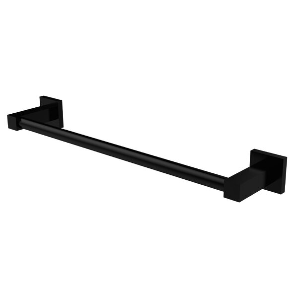 Montero Contemporary 18 Wall Mounted Towel Bar by Allied Brass