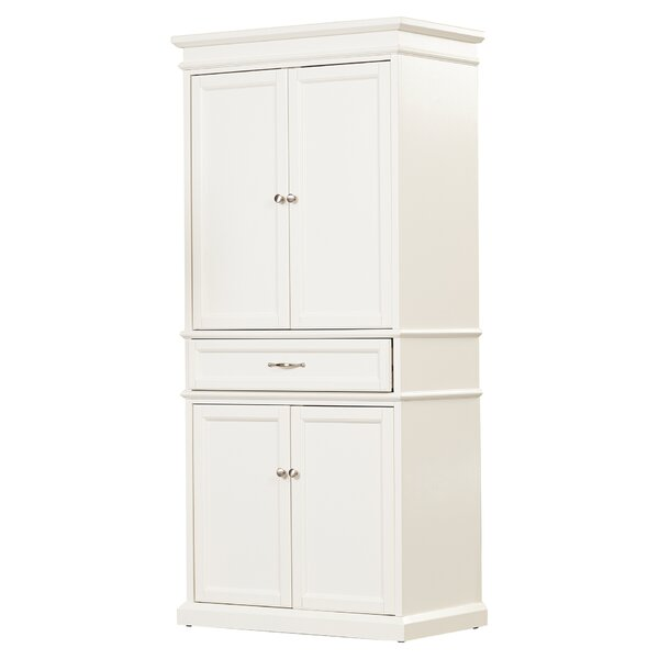 Garlock 72 Kitchen Pantry by Alcott Hill
