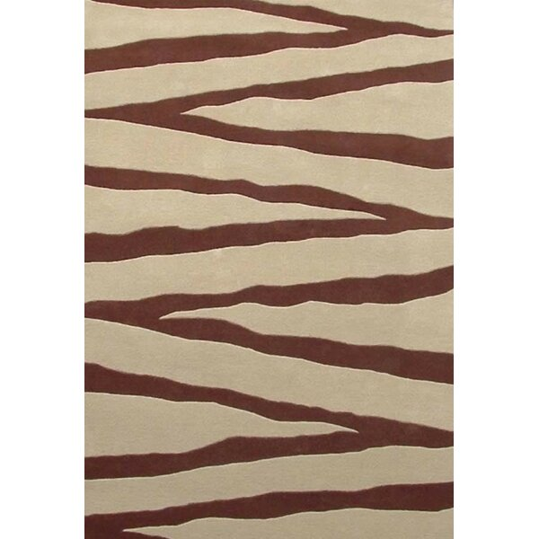 Contempo Beige/Brown Area Rug by Acura Rugs