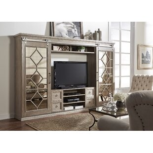 Falzone Solid Wood Entertainment Center for TVs up to 65 by Ophelia amp Co