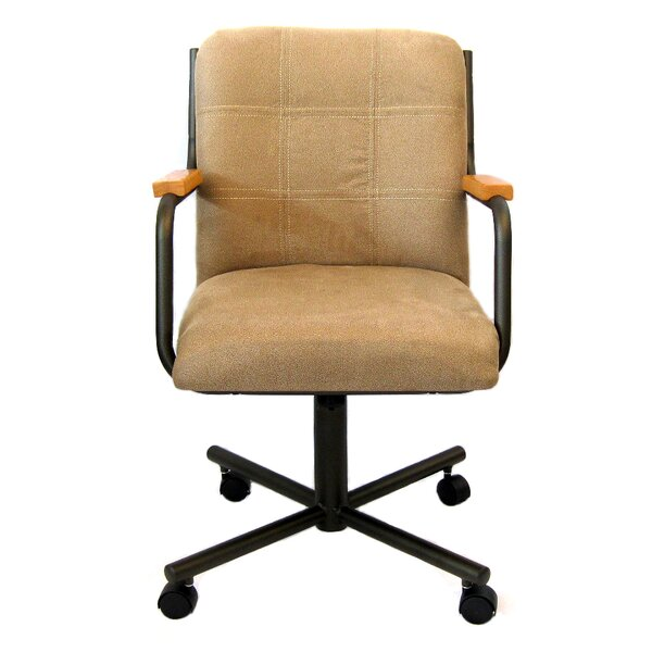 Oxford Arm Chair by Caster Chair Company