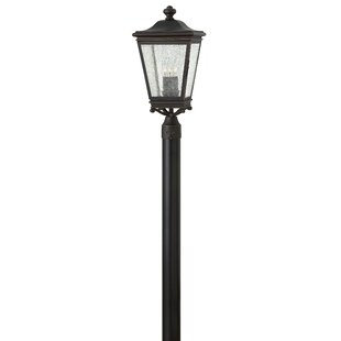 Reviews Pullins Outdoor 3-Light Lantern Head By Charlton Home