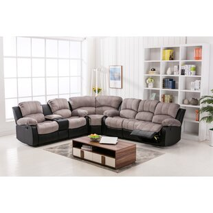Anaheid Reclining Sectional