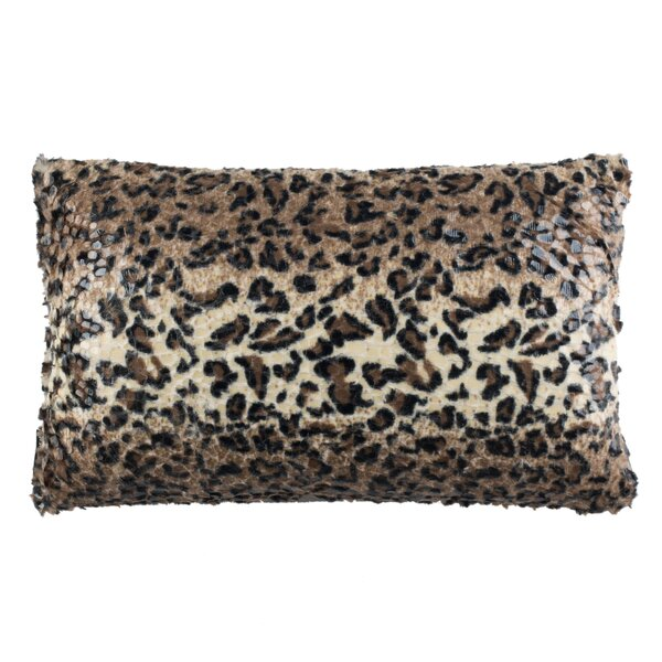 Delanie Lumbar Pillow by World Menagerie