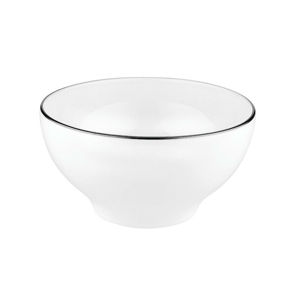Continental Dining Platinum Rice Bowl by Lenox