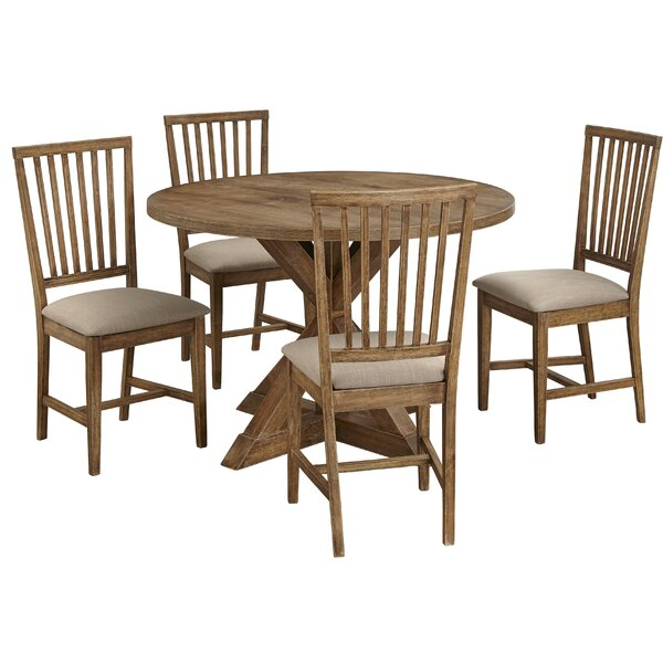 Skyview 5 Piece Dining Set by Ophelia & Co.