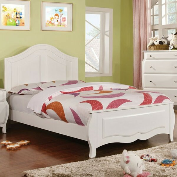 Skeens Camel Platform Bed by Harriet Bee