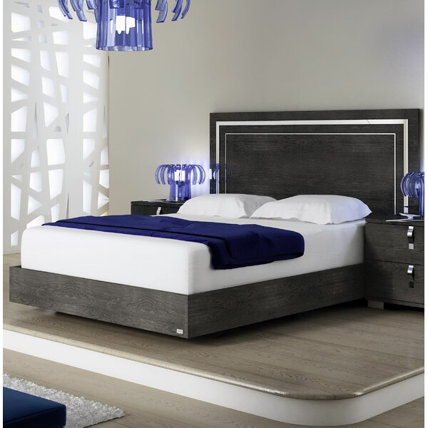 Turin King Standard Bed by Ivy Bronx