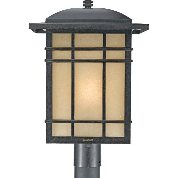 Millbrook Outdoor 1-Light Modern Incandescent Lantern Head by Three Posts
