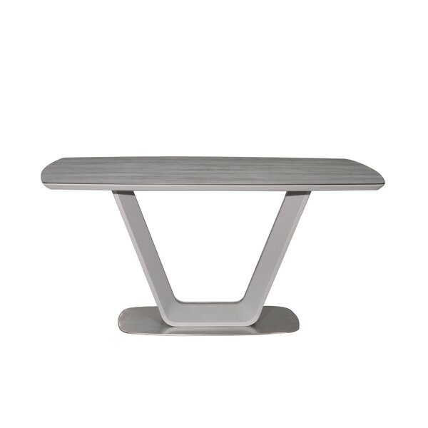 Crouch Dining Table by Orren Ellis