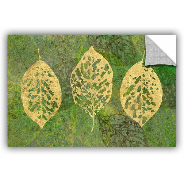 Fallen Leaves Wall Decal by Bungalow Rose