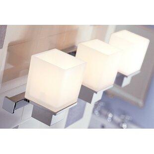 Reviews Fiona 3-Light Vanity Light By Orren Ellis