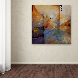 Influx by CH Studios Painting Print on Wrapped Canvas by Trademark Fine Art
