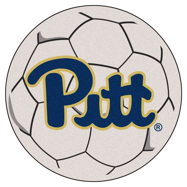 NCAA University of Pittsburgh Soccer Ball by FANMATS