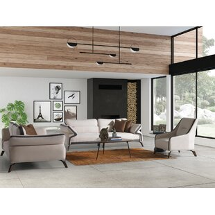 Pohl 3 Piece Reclining Living Room Set by 17 Stories