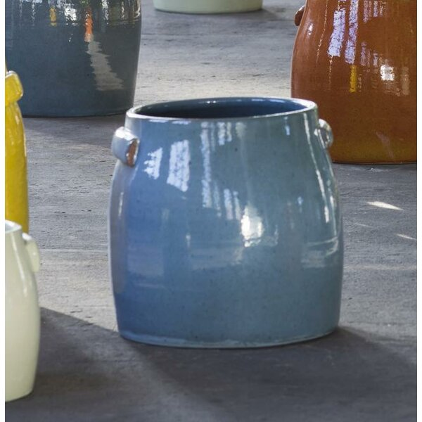 Tabor Ceramic Pot Planter by Serax