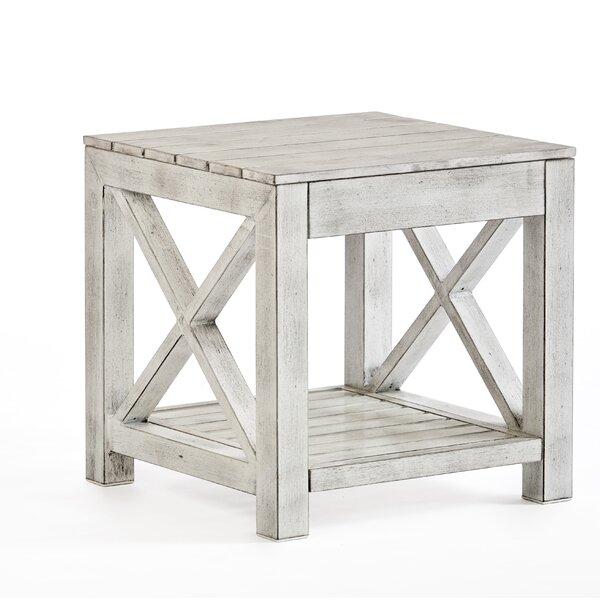 Barden Aluminum Side Table by Laurel Foundry Modern Farmhouse