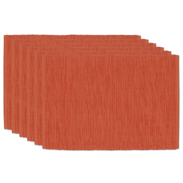 Amber Tonal Placemat (Set of 6) by Darby Home Co