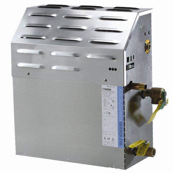 e Tempo 208V 1PH 15 kW Steam Generator by Mr. Steam