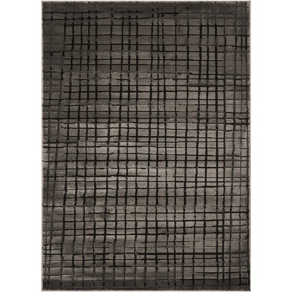 Charcoal Area Rug by Scott Living