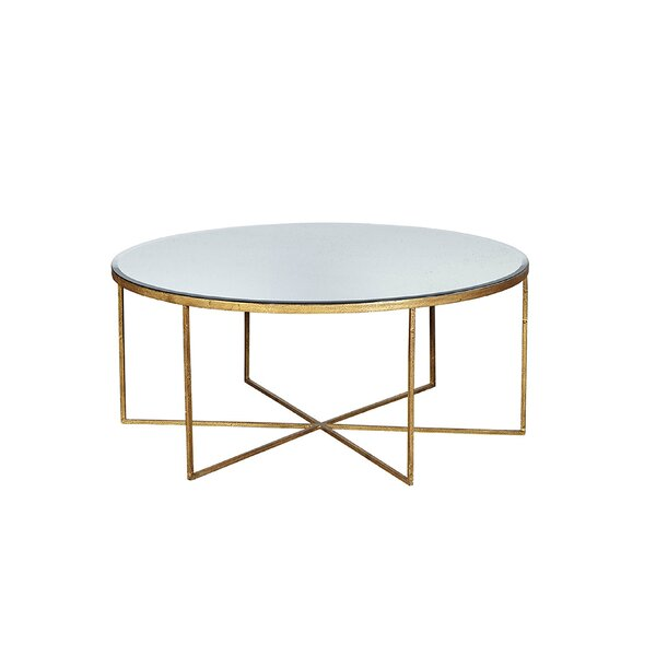 Fraher Coffee Table by Everly Quinn