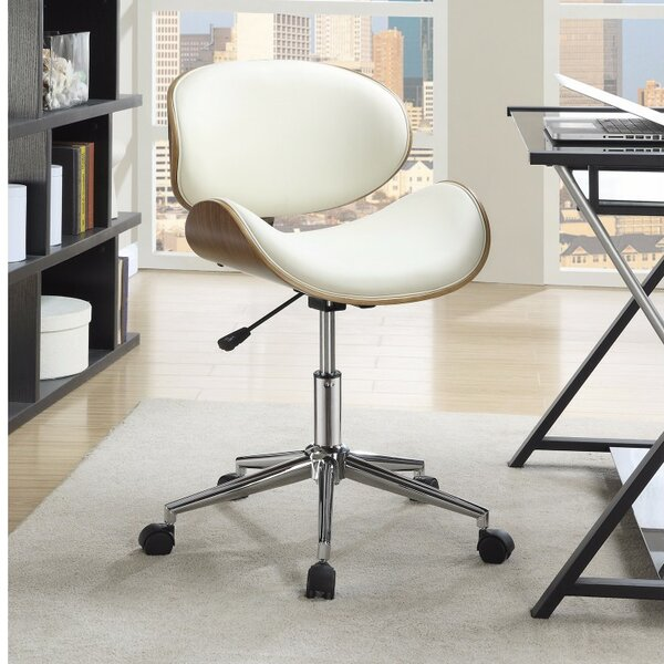 Geraldton Small-Back Office Chair by Wrought Studio